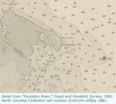 North Carolina Maps Coast And Geodetic Survey Maps - Us coast and geodetic survey maps