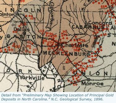 North Carolina Maps: Help