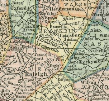 North Carolina Maps: Lesson Plan - Where in North Carolina