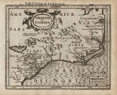 North Carolina Maps An Introduction To North Carolina Maps - Map of virginia and north carolina