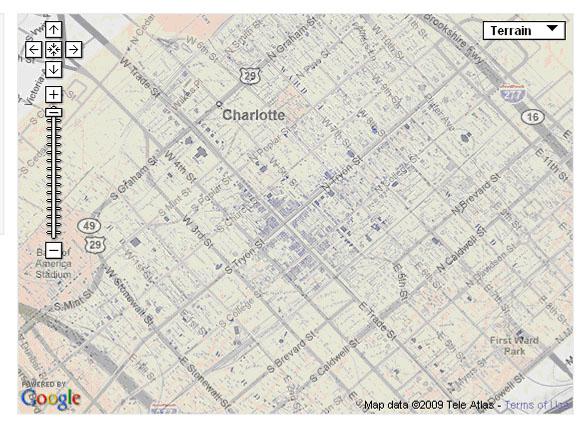 North Carolina Maps: Using North Carolina Maps in the Classroom