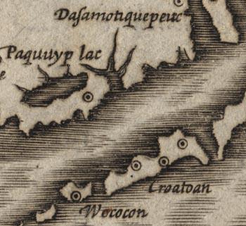 North Carolina Maps Lesson Plan Native Americans in North Carolina